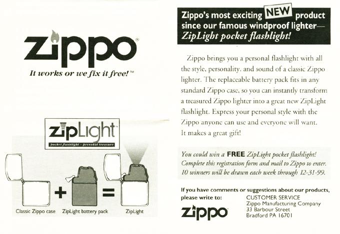 Ziplight